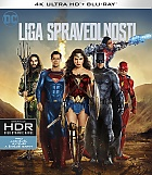 JUSTICE LEAGUE 4K Ultra HD (2 Blu-ray)