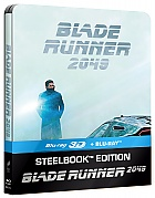 BLADE RUNNER 2049 TEASER 3D + 2D Steelbook™ Limited Collector's Edition (Blu-ray 3D + Blu-ray)