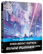 BLADE RUNNER 2049 MONDO 3D + 2D Steelbook™ Limited Collector's Edition (Blu-ray 3D + Blu-ray)