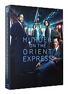 FAC #94 Murder on the Orient Express FULLSLIP XL + LENTICULAR MAGNET Steelbook™ Limited Collector's Edition - numbered (Blu-ray)