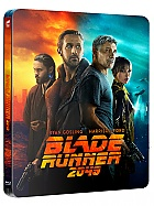 FAC *** BLADE RUNNER 2049 EXCLUSIVE WEA Exclusive unnumbered EDITION #5B 3D + 2D Steelbook™ Limited Collector's Edition (Blu-ray 3D + 2 Blu-ray)
