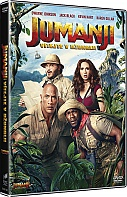JUMANJI: WELCOME TO THE JUNGLE (DVD)
