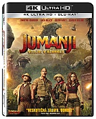 JUMANJI: WELCOME TO THE JUNGLE 4K Ultra HD (2 Blu-ray)