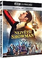 THE GREATEST SHOWMAN 4K Ultra HD (2 Blu-ray)