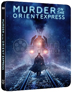 Murder on the Orient Express (2017) 4K Ultra HD Steelbook™ Limited Collector's Edition