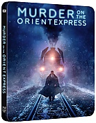 Murder on the Orient Express (2017) 4K Ultra HD Steelbook™ Limited Collector's Edition (2 Blu-ray)