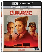 THREE BILLBOARDS OUTSIDE EBBING, MISSOURI 4K Ultra HD (2 Blu-ray)