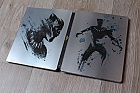 BLACK PANTHER 3D + 2D Steelbook™ Limited Collector's Edition + Gift Steelbook's™ foil