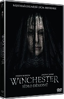 WINCHESTER: THE HOUSE THAT GHOSTS BUILT (DVD)