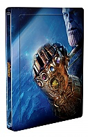AVENGERS: INFINITY WAR 3D + 2D Steelbook™ Limited Collector's Edition + Gift Steelbook's™ foil (Blu-ray 3D + Blu-ray)