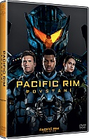 PACIFIC RIM: UPRISING (DVD)