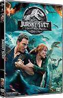 JURRASIC WORLD: FALLEN KINGDOM (DVD)