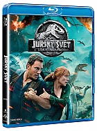 JURRASIC WORLD: FALLEN KINGDOM (Blu-ray)