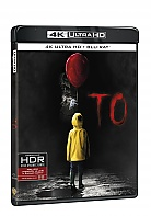 TO (Stephen King's IT) (2017) (4K Ultra HD + Blu-ray)