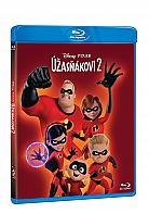THE INCREDIBLES 2 (Blu-ray)