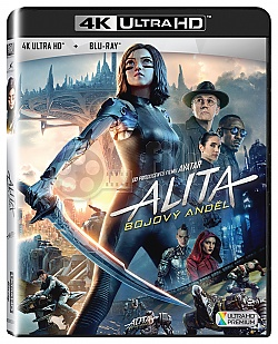 ALITA: BATTLE ANGEL 4K Ultra HD