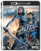 ALITA: BATTLE ANGEL 4K Ultra HD (2 Blu-ray)