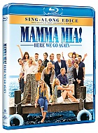 MAMMA MIA: HERE WE GO AGAIN! (Blu-ray)