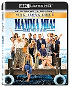 MAMMA MIA: HERE WE GO AGAIN! (4K Ultra HD + Blu-ray)