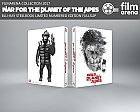 FAC #95 WAR FOR THE PLANET OF THE APES FULLSLIP XL Edition #3 4K Ultra HD 3D + 2D Steelbook™ Limited Collector's Edition - numbered