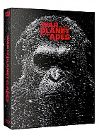 FAC #95 WAR FOR THE PLANET OF THE APES LENTICULAR 3D FULLSLIP Edition #2 3D + 2D Steelbook™ Limited Collector's Edition - numbered (Blu-ray 3D + Blu-ray)