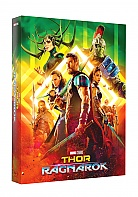 FAC #112 THOR: Ragnarok Lenticular 3D FullSlip EDITION #2 3D + 2D Steelbook™ Limited Collector's Edition - numbered + Gift Steelbook's™ foil (Blu-ray 3D + Blu-ray)
