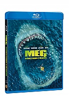MEG: A NOVEL OF DEEP TERROR (Blu-ray)