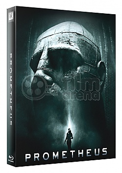 FAC #103 PROMETHEUS XL FullSlip + Lenticular Magnet #1 3D + 2D Steelbook™ Limited Collector's Edition - numbered