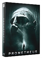 FAC #103 PROMETHEUS XL FullSlip + Lenticular Magnet #1 3D + 2D Steelbook™ Limited Collector's Edition - numbered (Blu-ray 3D + 2 Blu-ray)