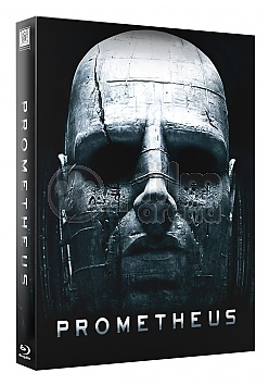 FAC #103 PROMETHEUS XL FullSlip 3D EMBOSSED EDITION #3 3D + 2D Steelbook™ Limited Collector's Edition - numbered