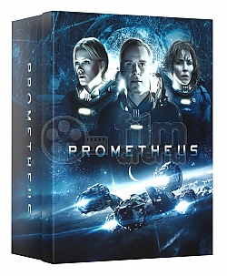 FAC #103 PROMETHEUS MANIACS COLLECTOR'S BOX EDITION #4 3D + 2D Steelbook™ Limited Collector's Edition - numbered