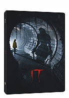 Stephen Kings´It (2017) Steelbook™ Limited Collector's Edition + Gift Steelbook's™ foil (Blu-ray)