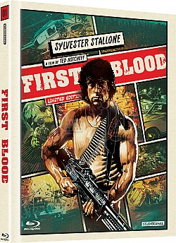 Rambo I: First Blood DigiBook Limited Collector's Edition