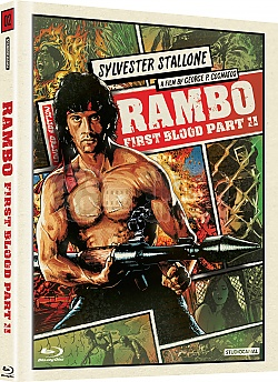 Rambo - First Blood Part II DigiBook Limited Collector's Edition