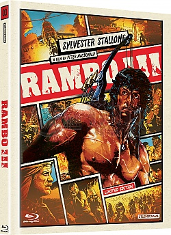 Rambo III DigiBook Limited Collector's Edition