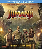 JUMANJI: WELCOME TO THE JUNGLE 3D + 2D