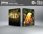 JUMANJI: WELCOME TO THE JUNGLE (Title on Spine) INTERNATIONAL Version 4K Ultra HD Steelbook™ Limited Collector's Edition + Gift Steelbook's™ foil