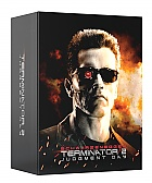 FAC #110 TERMINATOR 2: Judgment Day EDITION #3 MANIACS COLLECTOR'S BOX 4K Ultra HD 3D + 2D Steelbook™ Extended director's cut Digitally restored version Limited Collector's Edition - numbered (Blu-ray 3D + 5 Blu-ray)