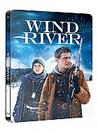 FAC #96 WIND RIVER Edition #3 unnumbered Steelbook™ Limited Collector's Edition + Gift Steelbook's™ foil (Blu-ray)