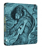 THE SHAPE OF WATER Steelbook™ Limited Collector's Edition + Gift Steelbook's™ foil (Blu-ray)