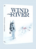 FAC #96 WIND RIVER Lenticular 3D FullSlip EDITION #2 Steelbook™ Limited Collector's Edition - numbered (Blu-ray)