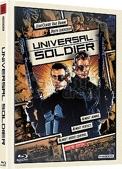 Universal Soldier DigiBook Limited Collector's Edition