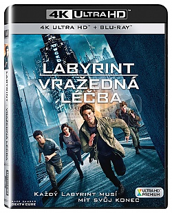 MAZE RUNNER: The Death Cure 4K Ultra HD