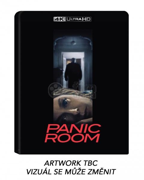 Panic Room 4k Ultra Hd Blu Ray