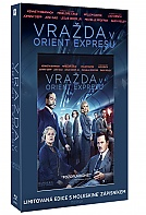 Murder on the Orient Express + Moleskine Diary Limited Collector's Edition (Blu-ray)