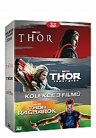 THOR 1 - 3 3D + 2D Collection (3 Blu-ray 3D + 3 Blu-ray)