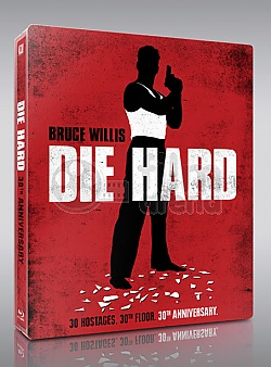 Die Hard 4K Ultra HD Steelbook™ Limited Collector's Edition + Gift Steelbook's™ foil