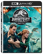 JURRASIC WORLD: FALLEN KINGDOM 4K Ultra HD (2 Blu-ray)