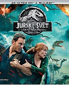 JURRASIC WORLD: FALLEN KINGDOM 4K Ultra HD