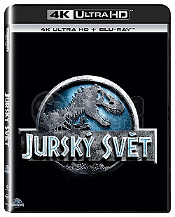Jurassic World 4K Ultra HD